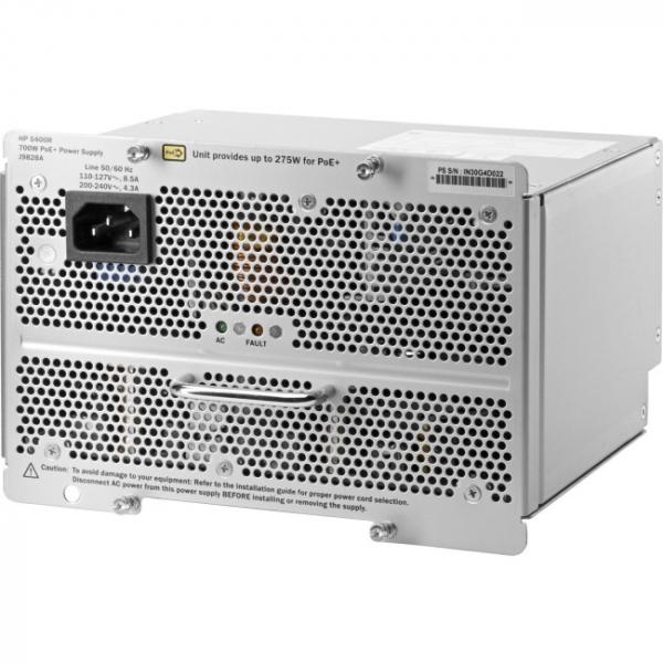 HP 5400r 700w Poe+ Zl2 Power J9828A