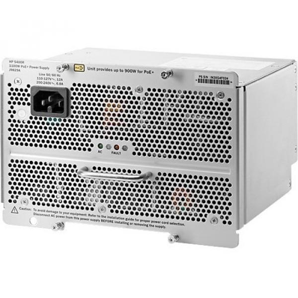 HP 5400r 1100w Poe+ Zl2 Power J9829A