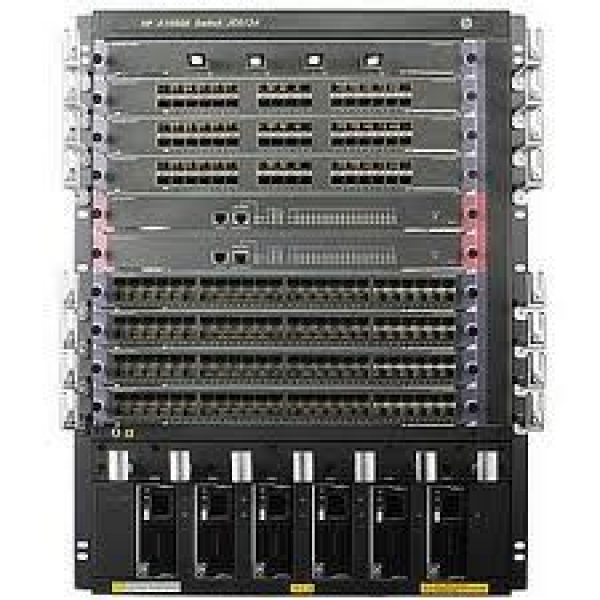 HP 10508 Switch JC612A