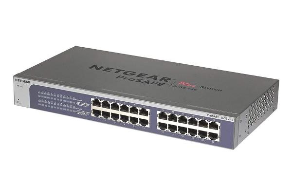 NETGEAR Jgs524e 24-port Gigabit JGS524E-200AJS