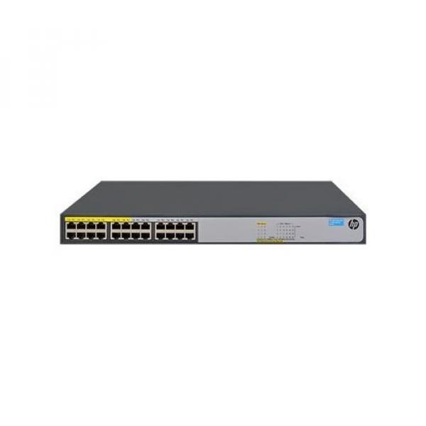 HP 1420-24g-poe+ (124w) JH019A