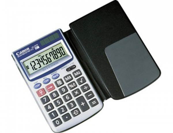 CANON 10 Digit Wallet Tax/business LS153TS