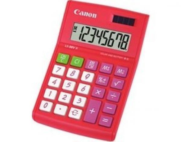 CANON 8 Digit Desktop Angle Display LS88VIIR