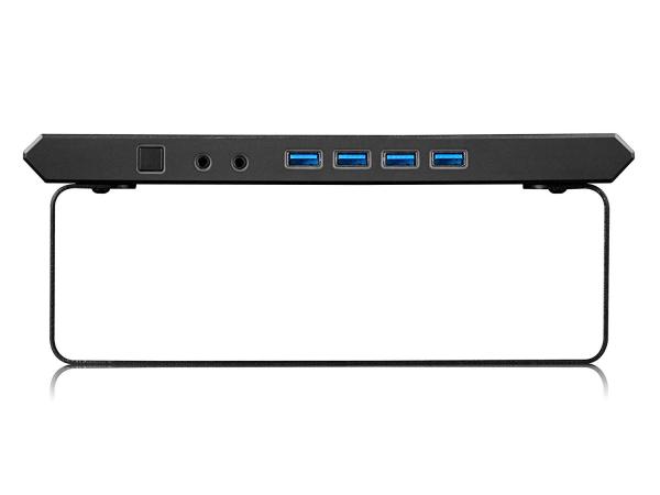 Deepcool M-Desk F3 Smart Monitor Stand (M-DESK F3 USB3.0 HUB)