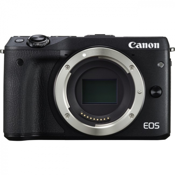 CANON Eos M3 Black Body Only (without Ef M3BB