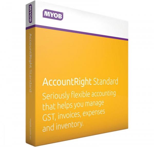 MYOB Accountright MAFUL-RET-AU