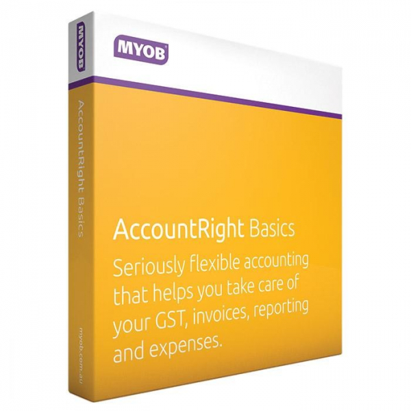 MYOB Accountright MBFUL-RET-AU