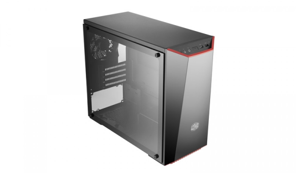 Masterbox Lite 3.1 Matx Case Black With Dark MCW-L3S3-KGNN-00