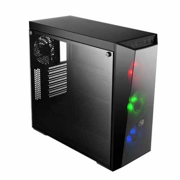 Masterbox Lite 5 Rgb Version Atx Case Tempered MCW-L5S3-KGNN-02