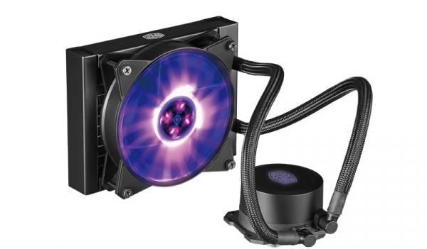 Masterliquid Lite 120 Rgb Cpu Cooler Rgb Dual MLW-D12M-A20PC-R1