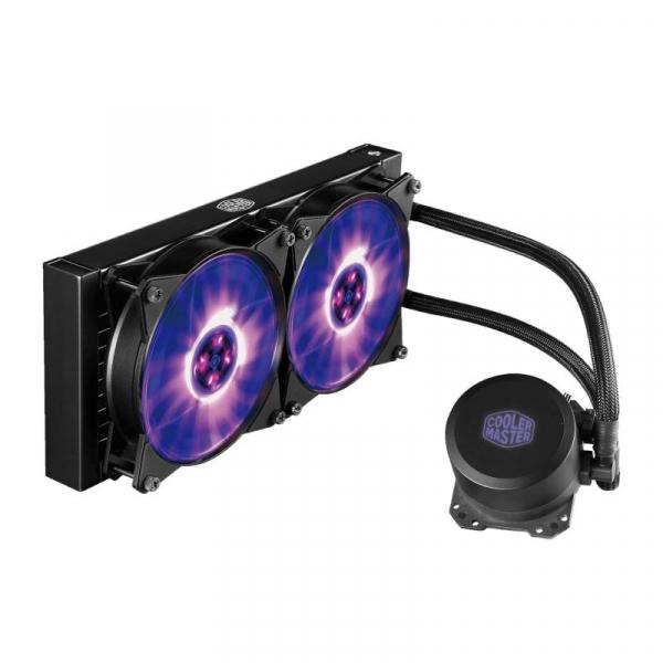 Masterliquid Lite 240 Rgb Cpu Cooler Rgb Dual MLW-D24M-A20PC-R1