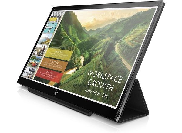 Hp S14 14in Portable Display ( 3hx46aa )