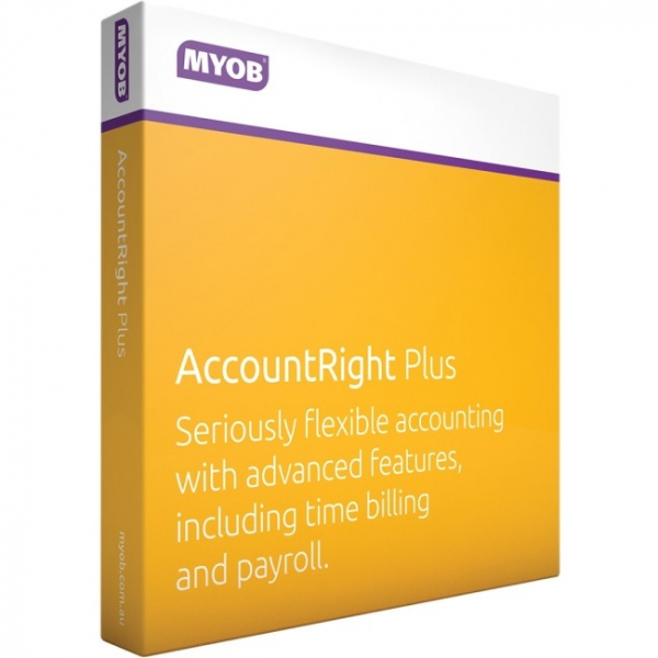 MYOB Accountright MPFUL-RET-AU