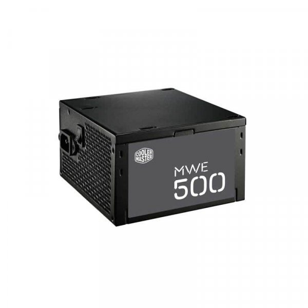Cooler Master Mwe Series 80+ 500w 80 Plus Power Supply