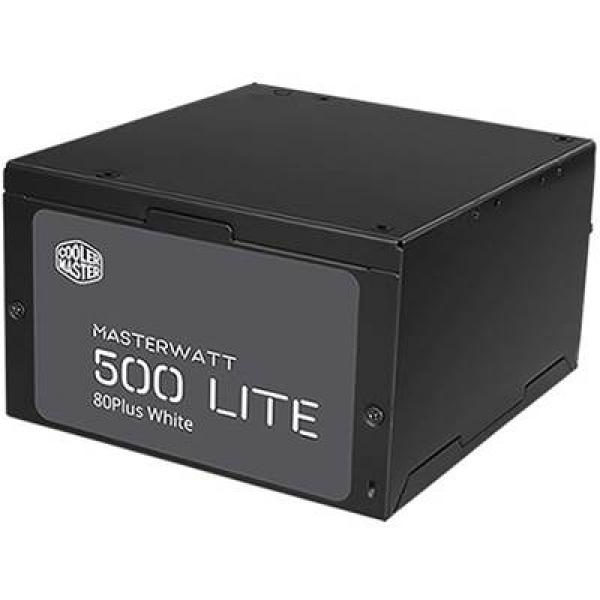 Cooler Master Masterwatt Lite 500w 80 Plus Power Supply MPX 5001 ACABW AU