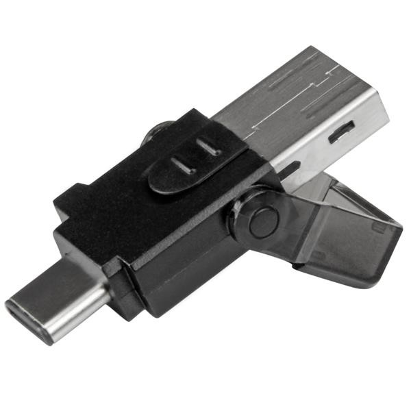 STARTECH Microsd To Usb 3.0 Card Reader Adapter MSDREADU3CA
