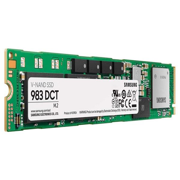 Samsung Ssd 983 Dct 960gb V-nand 3bit Mlc M.2 Nvme R/w (max) ( Mz-1lb960ne )