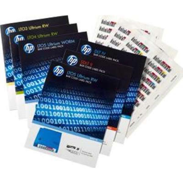 HP Rw Bar Code Label Pack Q2014A