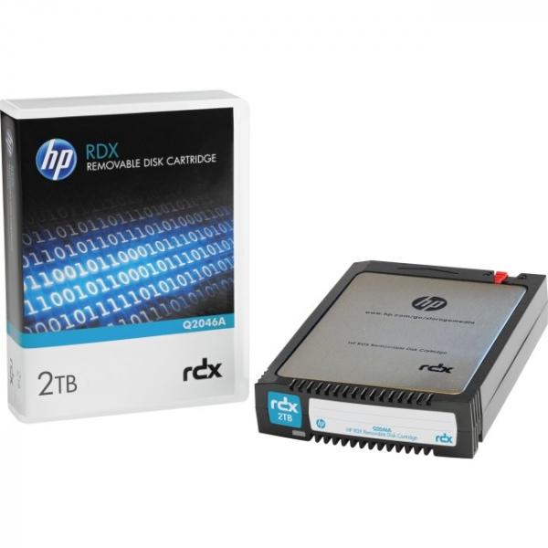 HP Rdx 2tb Removable Disk Q2046A
