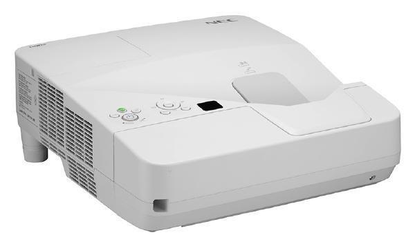 NEC Um351wg Projector With Wall Q3C-AP-UM351WG-B