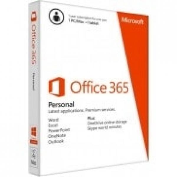 MICROSOFT Office 365 Personal 32-bit/x64 QQ2-00035