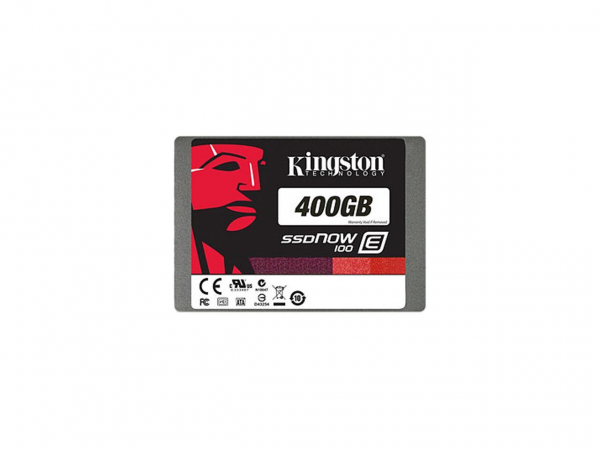 Kingston 400GB SSDNOW E100 SSD SATA 3 2.5 (SE100S37/400G)