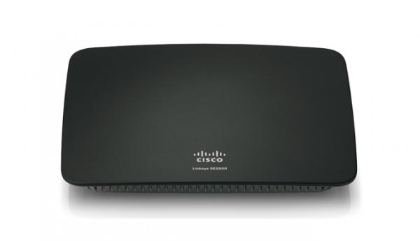 LINKSYS 8-port Gigabit Ethernet SE2800-AU