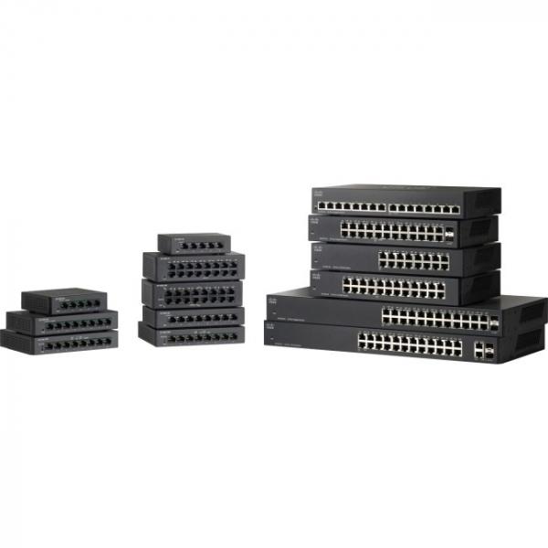CISCO Sg110d-08 8-port Gigabit Desktop SG110D-08-AU
