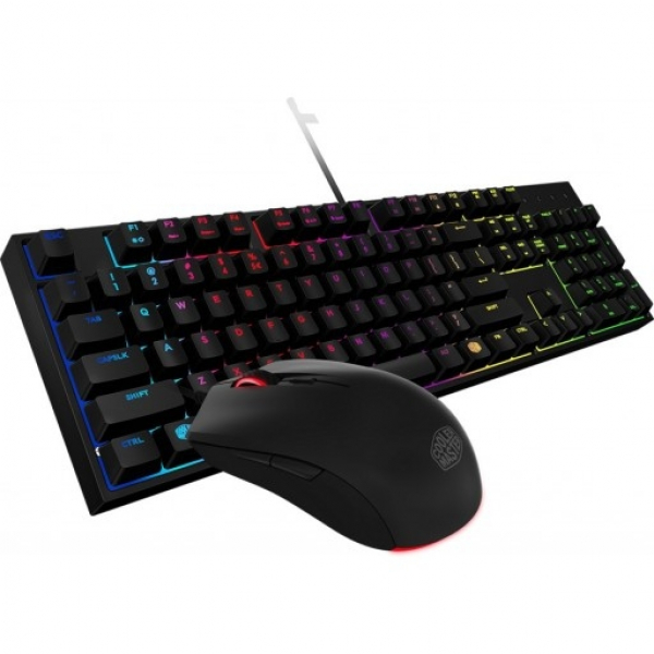 Masterkeys Lite L Rgb Mem-chanical(exclusive SGB-3040-KKMF1-US