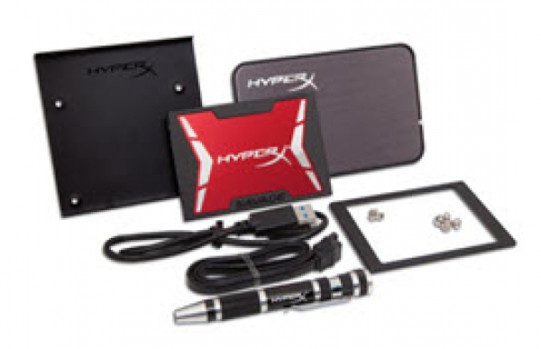Kingston 480GB Hyperx Savage SSD SATA 3 2.5 Bndkit SSD Drives (SHSS3B7A/480G)
