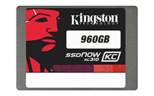 Kingston 960GB SSD NOW KC310 SATA 3 2.5 Bndkit SSD Drives (SKC310S3B7A/960G)