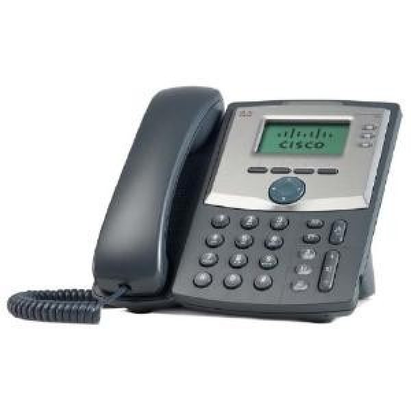 CISCO 3 Line Ip Phone With Display And Pc SPA303-G4