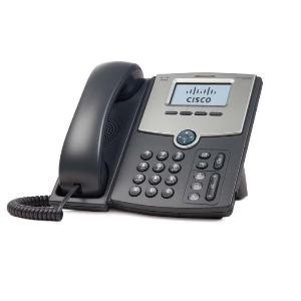 CISCO 1 Line Ip Phone With Display Poe Pc SPA502G