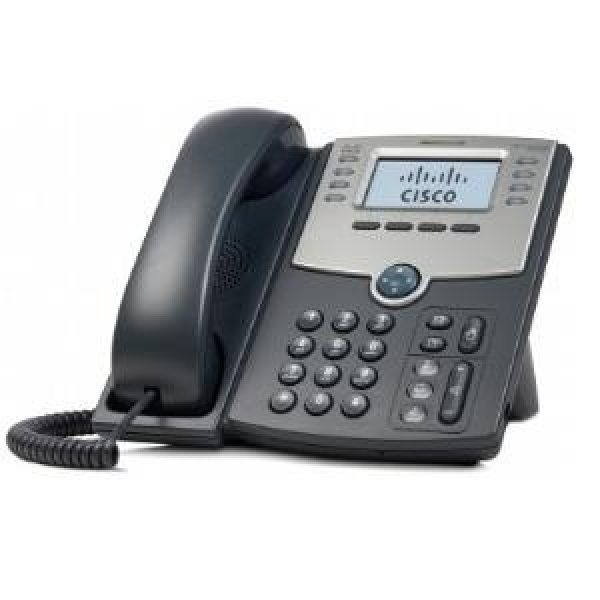 CISCO 8 Line Ip Phone With Display Poe And SPA508G