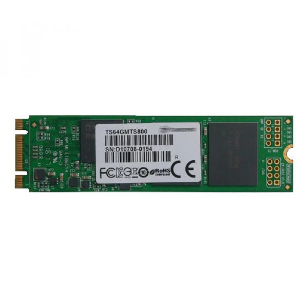 Qnap M.2 2280 SATA 6GB/S Ssd 64GB Internal SSD NAS Accessories (SSD-M2080-64GB-A01)