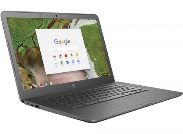 HP Chromebook 14 G5 14 HD Intel Celeron (3QN43PA)