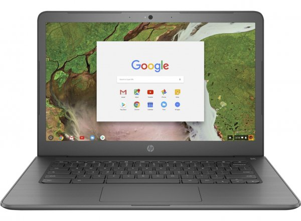 HP Chromebook 14 G5 14 Full HD Intel Celeron N3450 Up to 2.4 GHZ (3QN44PA)