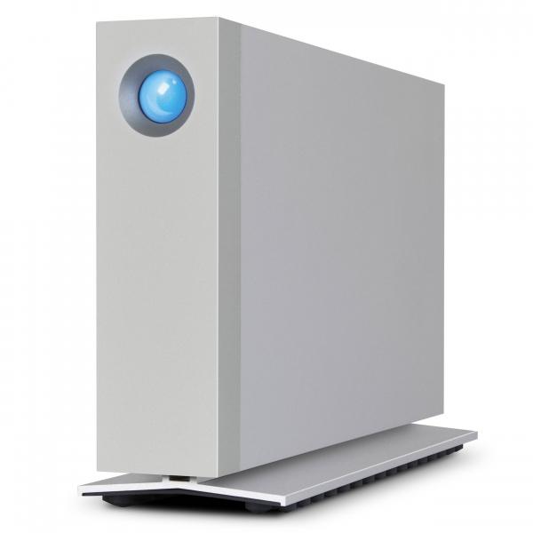 Seagate 8TB D2 Thunderbolt3 & USB-C Desktop External Portable (STFY8000400)
