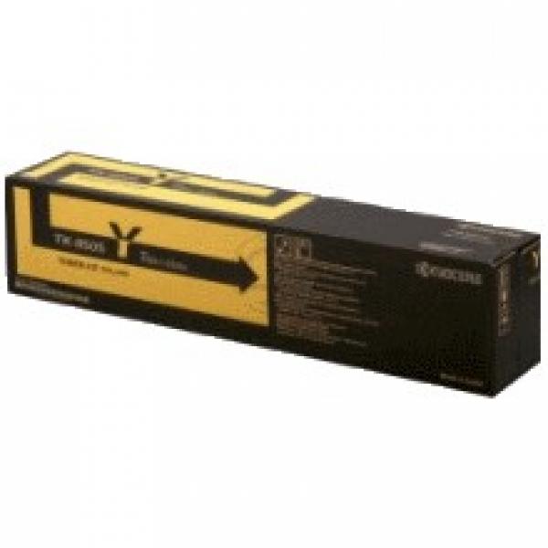 KYOCERA MITA Taskalfa 4550ci Yellow TK-8509Y