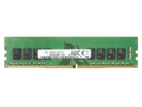 Hp 16gb Ddr4-2666 Dimm ( 3tk83aa )