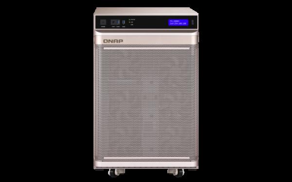 Qnap Intel Xeon W-2175 14-core 2.5 GHz Processor (burst up to 4.3 GHz) Network Storage (TS-2888X-W2175-256G)