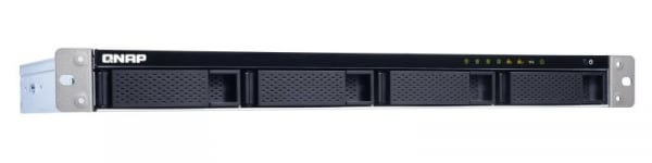 Qnap TS-431XeU-2G NAS Server 1U Rack AL-314 32-bit ARM Cortex-A15 quad-core 1.7GHz processor Network Storage (TS-431XeU-2G)