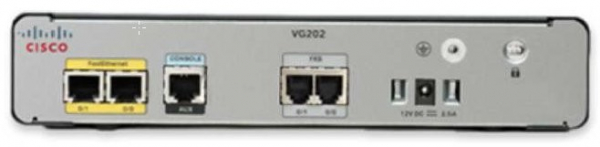 CISCO Analog Voice VG202XM