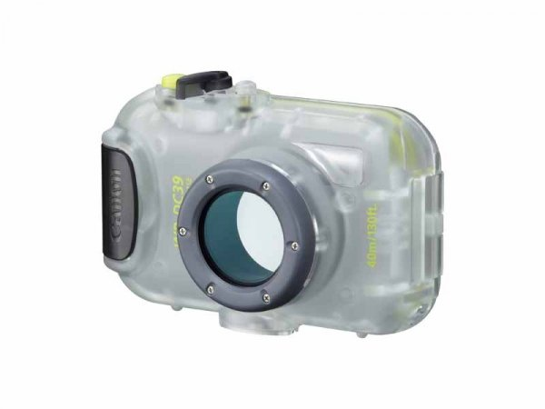CANON Waterproof Case Depths To 40m To Suit WPDC39