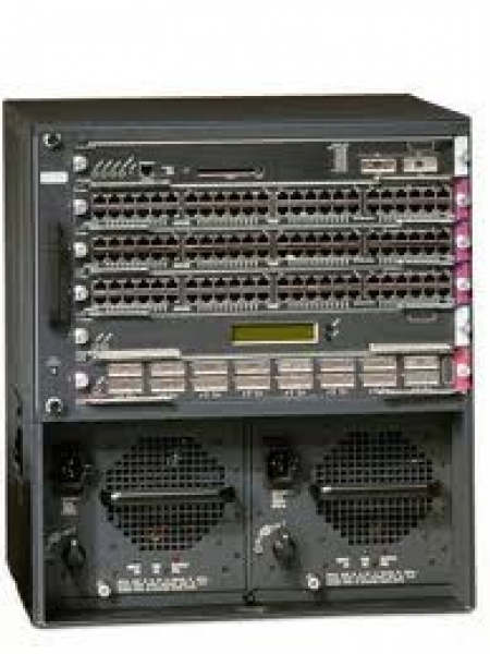 CISCO Catalyst 6500 Enhanced 6-slot WS-C6506-E