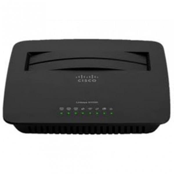 X1000-AU Linksys Adsl2+ N300 Modem Router With Dual Wan Ports
