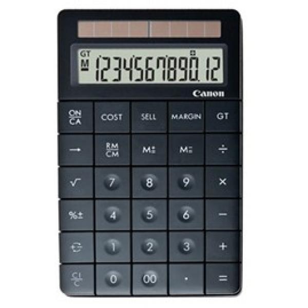 CANON Stylish Black Desktop Tax/margin Function XMARK1BK