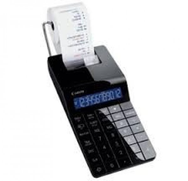 CANON Printing Calculator Tax Calculation XMARK1PBK