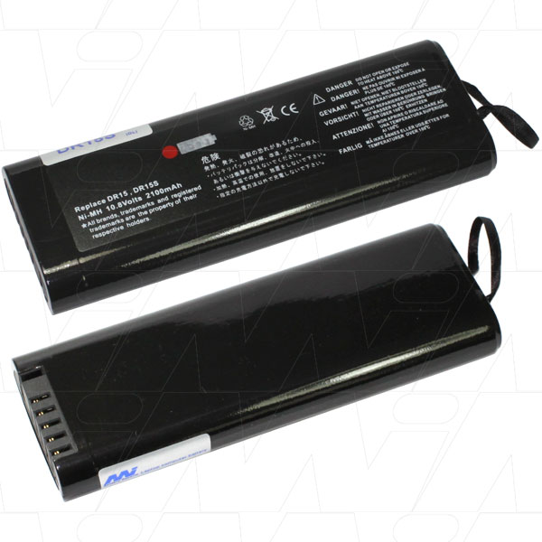 Mi Battery 10.8v 23wh / 2100mah Nimh Laptop Battery Suit. For Canon (DR15S)
