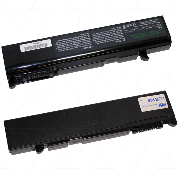 Mi Battery 11.1v 51wh / 4600mah Liion Laptop Battery Suit. For Toshiba (LCB169)